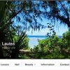 Lauleaラウレアホームページ画像